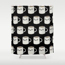 Coffee 4 Dayz Shower Curtain