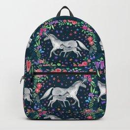 Mama and Baby Unicorn Backpack
