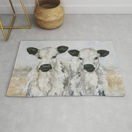 Freckles and Speckles Rug