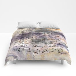 Chopin - Nocturne Comforters