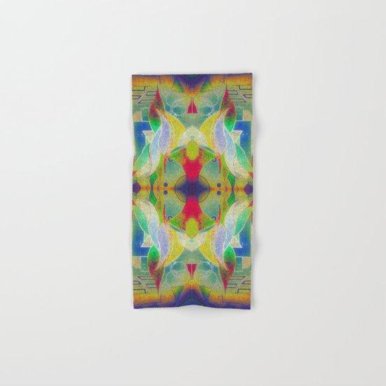 Mandala H I Hand & Bath Towel
