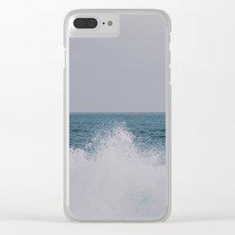 Shorebreak Clear iPhone Case