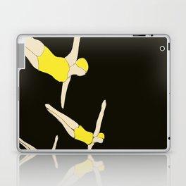 Synchronized Swimmers Laptop & iPad Skin