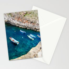 Maltese Waters Stationery Cards