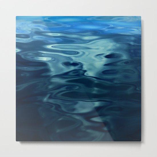 Water / H2O #50 Metal Print