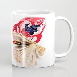 Book Dress Coffee Mug