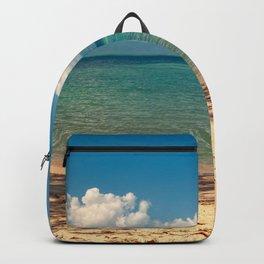 Ko Samui beach Thailand Backpack