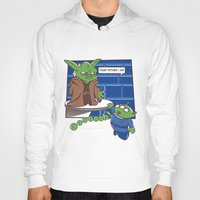 toy story Hoodies featuring Toy Wars Story by Wacacoco