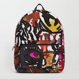 Zombie Brain Muncher Backpack