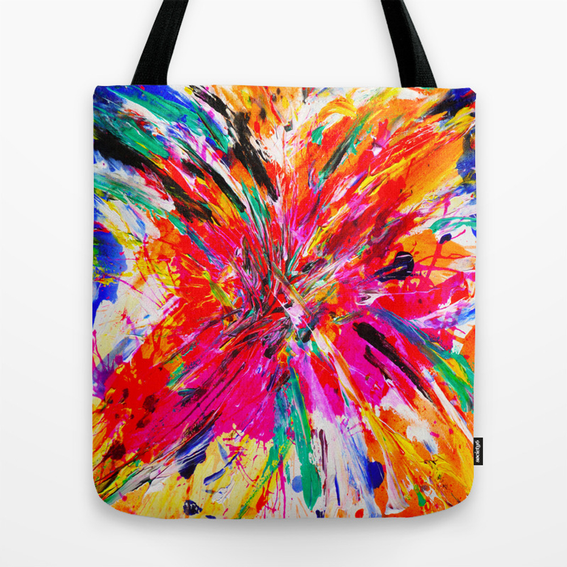 Nebula 09 Tote Bag by Nin147 TBG4255682