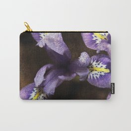 Mini Iris Carry-All Pouch