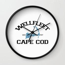 Wellfleet, Cape Cod Wall Clock