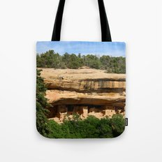An Ancient Settlement Tote Bag