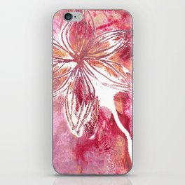 Lovely Lilly iPhone Skin