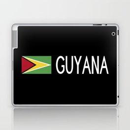 Guyanese Flag & Guyana Laptop & iPad Skin