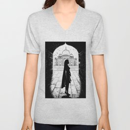 Kali the Black Unisex V-Neck