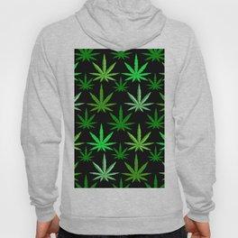 Marijuana Green Weed Hoody
