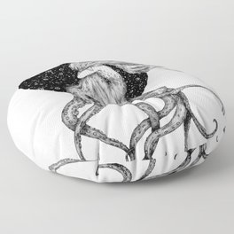 Young Ursula Floor Pillow