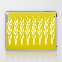 Growing Leaves: Golden Yellow  Laptop & iPad Skin