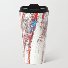 Loneliness Fears 62 Travel Mug