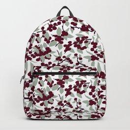 Winterberries Backpack