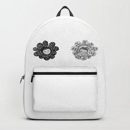 Negative Bloomer/Positive Bloomer Backpack