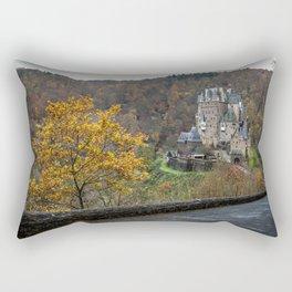 Castle Eltz Germany Rectangular Pillow