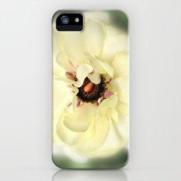 Old Romance iPhone Case