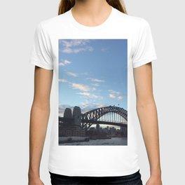Sydney Australia harbour bridge T-shirt