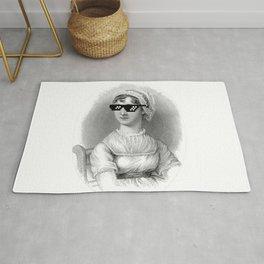 Thug Jane Austen Rug