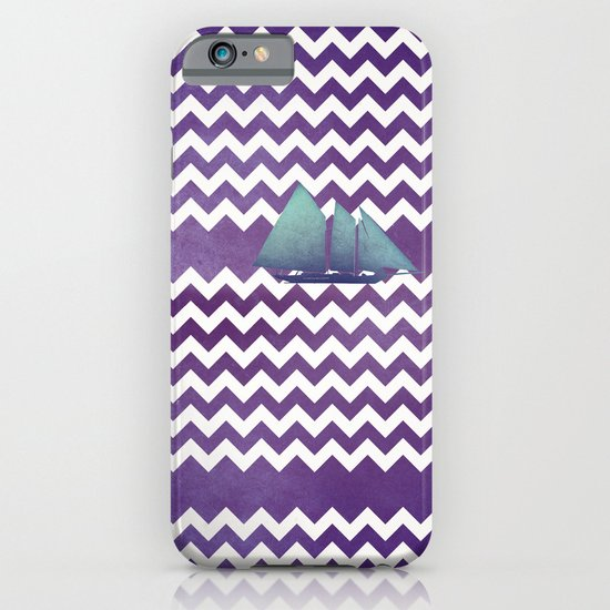 The Stormy Sea iPhone & iPod Case