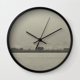 Inle Lake Wall Clock