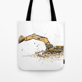 Shovel Tote Bag