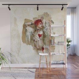 Emilie Autumn | Artwork Wall Mural