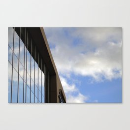 Ceiling in the Sky Canvas Print