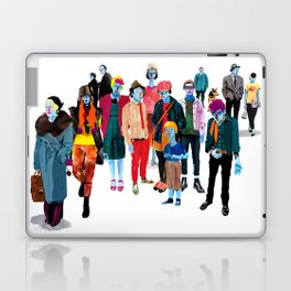 Pandilla Laptop & iPad Skin