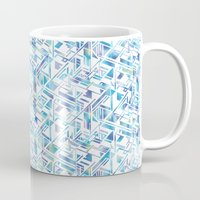 hologram Mugs featuring Hologram by Marta Olga Klara