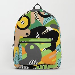 color blobs 004 Backpack