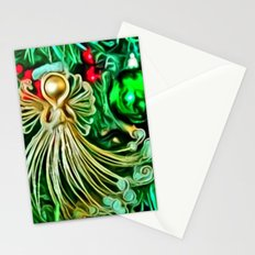 Christmas Angel Stationery Cards