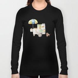 Hot Dog Truck Long Sleeve T-shirt