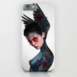 Hybrid Creature iPhone Case