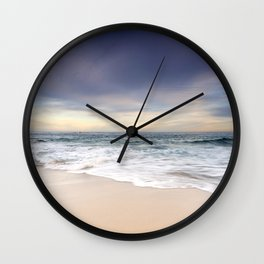 Tranquil Beach Wall Clock