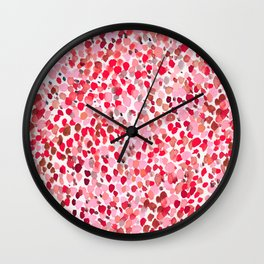 Lighthearted Sweetheart Wall Clock