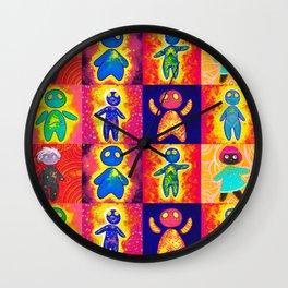 Lol Kids Wall Clock