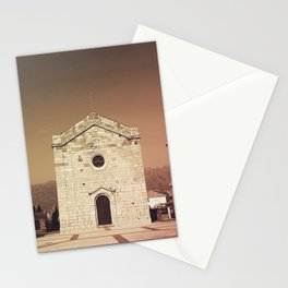 Church Majesty Stationery Cards