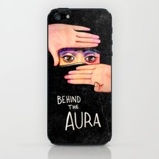 Behind The Aura iPhone & iPod Skin