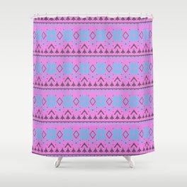 Crochet Shower Curtains