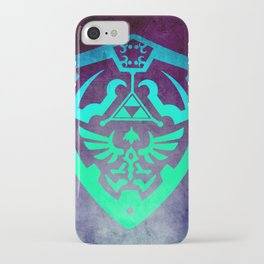 Zelda Shield iPhone Case