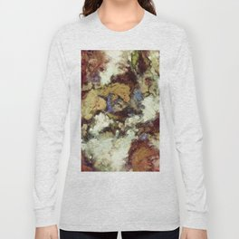 The old horse Long Sleeve T-shirt