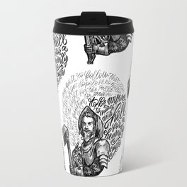 The Impossible Dream Travel Mug